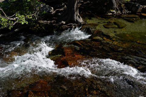 Eagle Falls and Carson Pass - June 2014