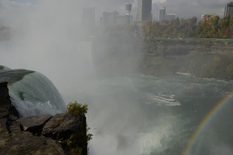 Niagara Falls and Ontario 2014