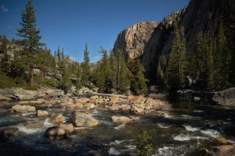 Yosemite - Tuolumne River - May 2015