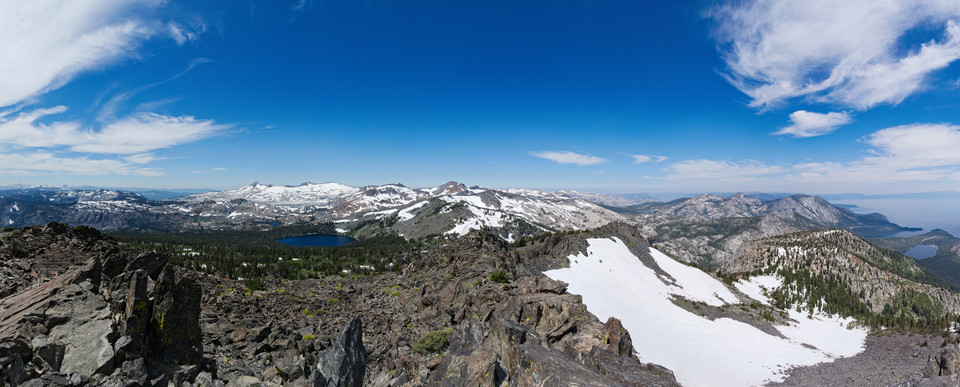 Mt. Tallac Panorama I thumb