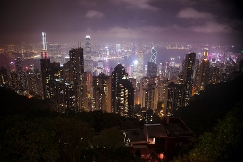 Hong Kong 2018 - Part 1 - Hong Kong Island